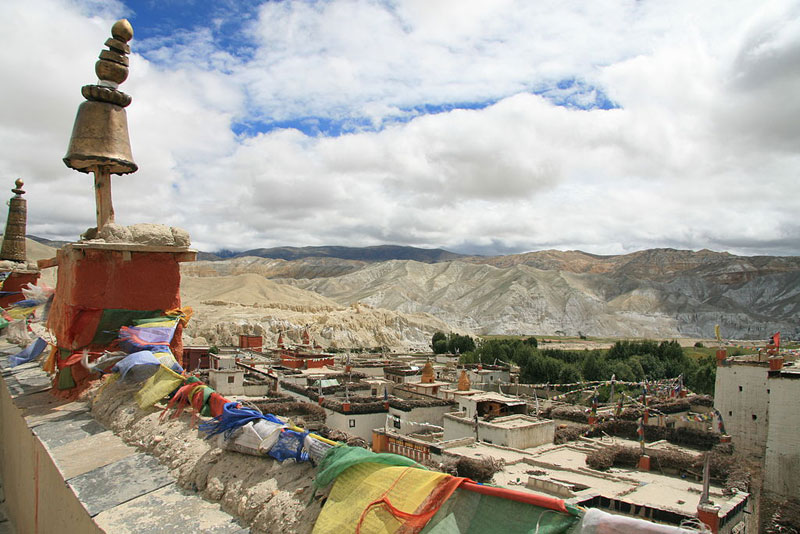 upper mustang trek best trekking region
