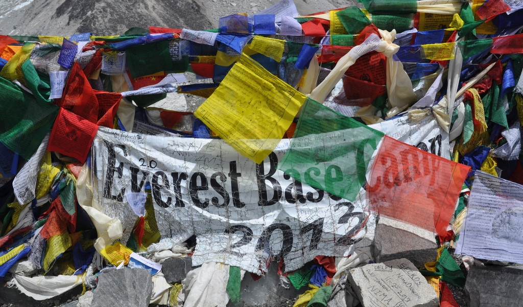 Long Everest Base Camp Trek