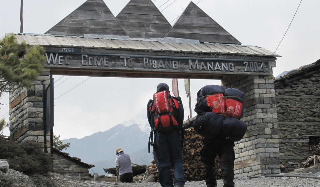 Annapurna Circuit Trek in 3 weeks