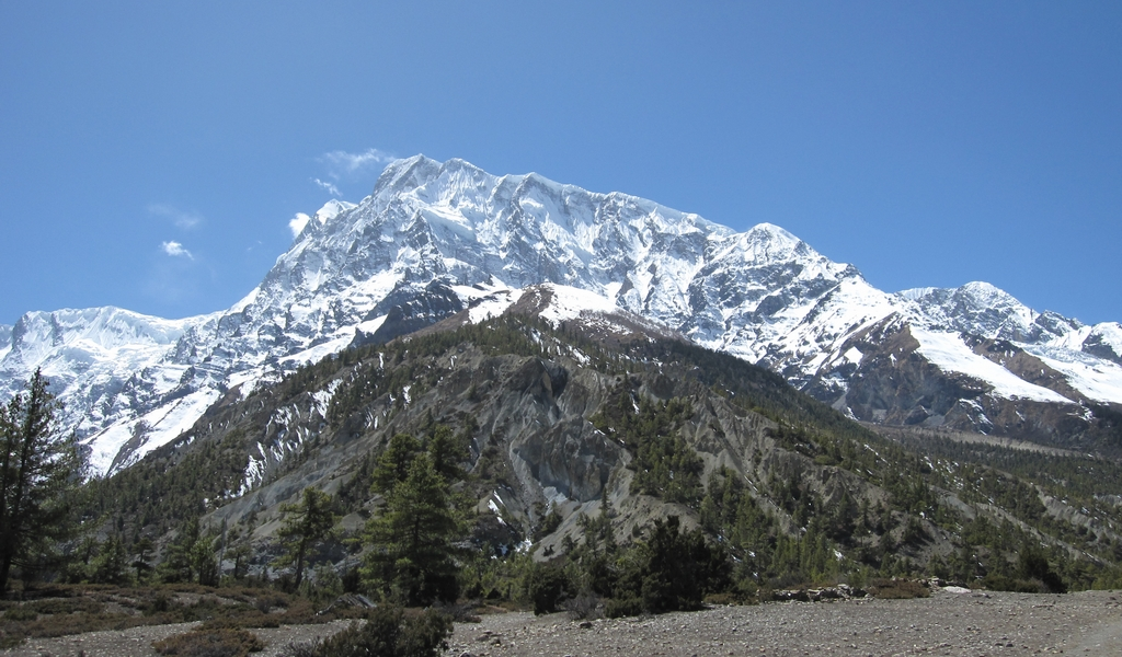 Quick Trek around Annapurna