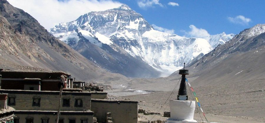 Tibet Overland Tour via Everest Base Camp