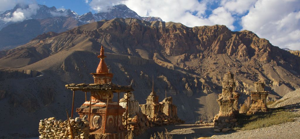 Upper Mustang Trek 20 Days